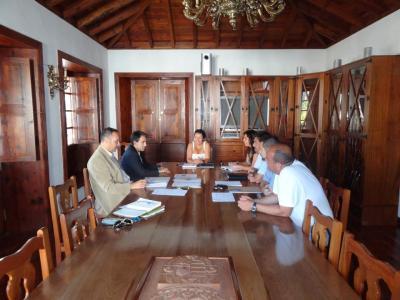 Noticias del Seminario de Senderismo Tegueste 2011